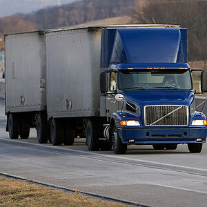Transportation costs are volatile for less-than-truckload shipments as capacity constraints persist.