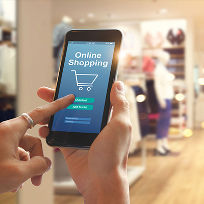 Smartphone connectivity is driving more online shopping and a BOPIS retail revolution for consumers who enjoy the convenience of buy-online-pick-up in store.