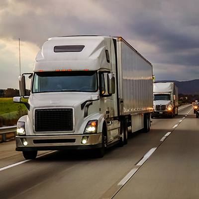 Truckload shippers face cost and service challenges as high volumes exceed capacity already limited by the number of trucks on the road.