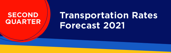 Get the full picture of parcel peak-season, LTL capacity constraints and record truckload rates with our Transportation Rates Forecast Q2 2021