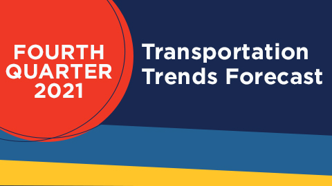 Forecasts for Parcel, LTL and truckload transportation rates and disruptions.