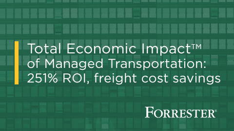 Companies across North America are seeing transportation costs rise as a percentage of their total costs. That's driving a need for many business leaders to closely oversee their transportation spending.