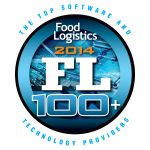 Logistics IT provider - Food Logistics 2014