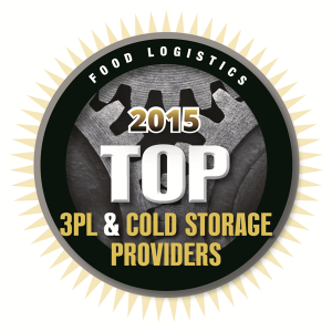 Cold Storage Provider 3PL Food Industry