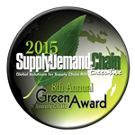 2017 Green Supply Chain Award