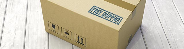 Free Shipping Parcel