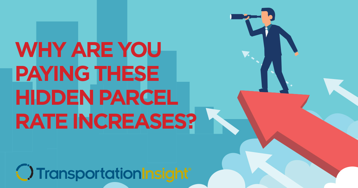 Parcel Rate Increases