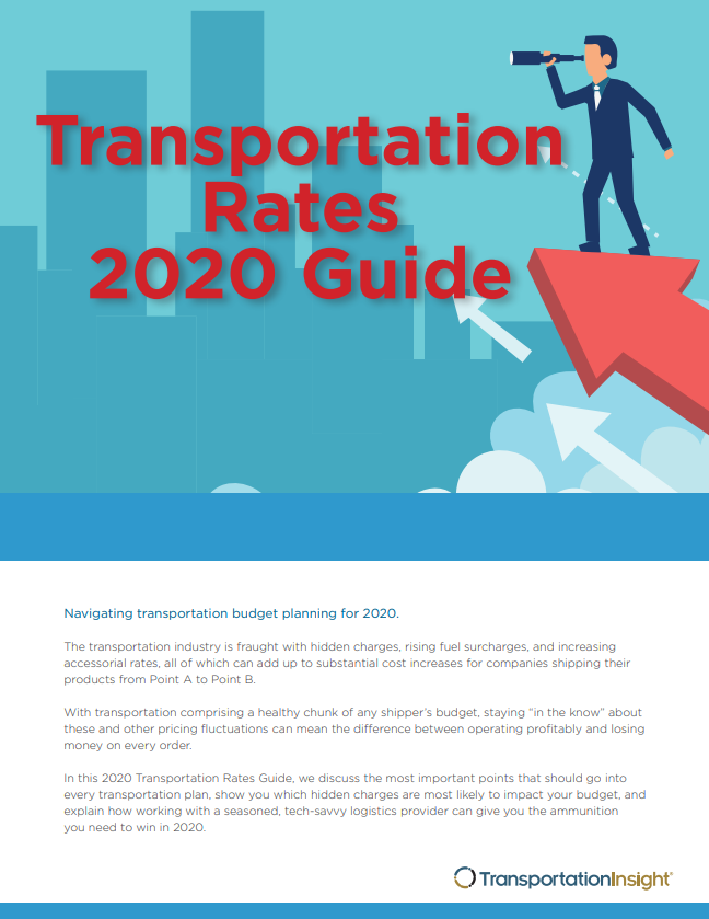 Transportation Rates Guide 2020